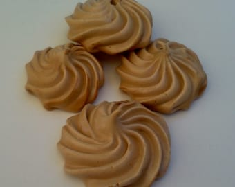 Sugar/Gluten Free Meringue Cookies 2 Dozen You Choose the Flavor