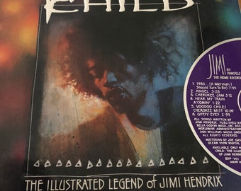 Vodoo Child Jimi Hendricks
