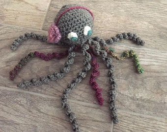 Crotchet Octopus
