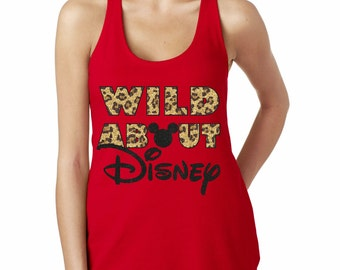 Wild About Magical - Magical Glitter Shirt - Animal Kingdom Shirt