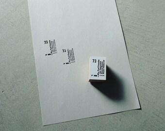 Yohaku Original Stamps S-01 - Story