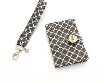 Contact/Business Card Holder & Key Fob