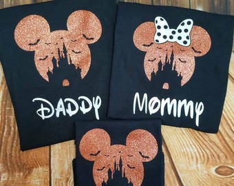 Disney Halloween Shirts Mickey or Minnie 2018 Disney Not So Scary Disney FAMILY shirts