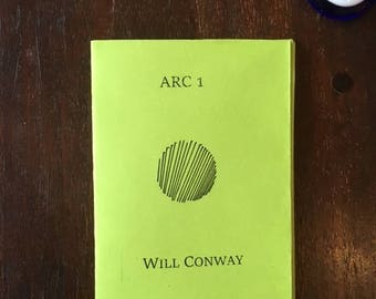 Arc 1 (of4) Comic Booklet - Will Conway