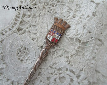 Vintage french spoon