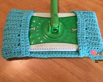 Set of 3 100% Cotton Swiffer Covers