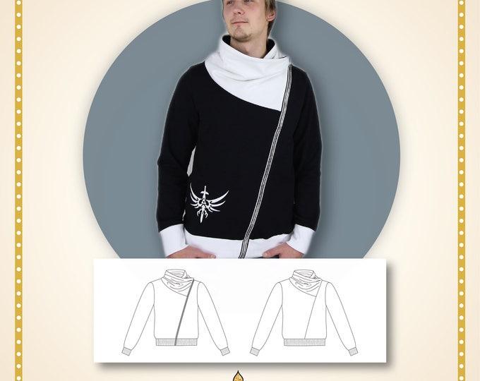 Biker jacket/sweatshirt Men Hard copy/physical