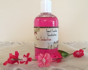 Pure Seduction Bath Gel / Shower Gel / Scented Shower Gel / Shower Gels / Liquid Soap/ Bubble Bath