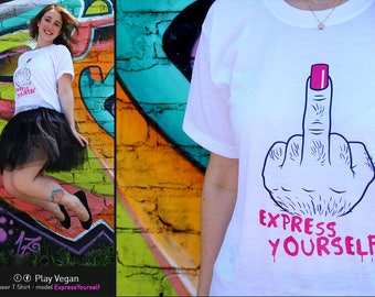 Queer Tshirt - Express Yourself