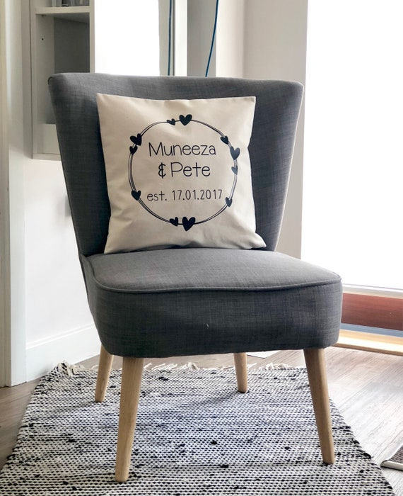 Personalise Cushion Cover