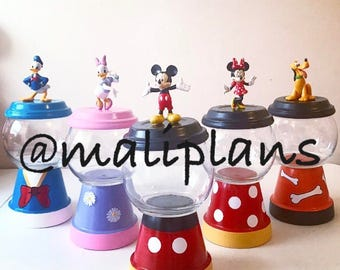 Mickey & Friends Centerpieces