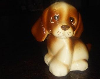 Dog Knick Knack Dog Figurine Russ  Great Condition