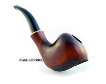 Tobacco Exclusive Pipe Sandblasted Small Turtle Smoking pipe Classic Wooden pipe Handcrafted Tobacco Pipe/Pipes, Limited Edition