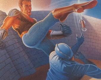 LAST BATTLE  Sega Genesis ~ 1998
