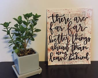 CS Lewis Quote Wall Art