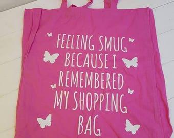 SALE-Feelin smug bag