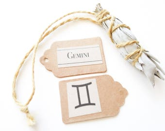 California White Sage, Smudge Stick, handverlesen zeremonielle Salbei, Astrologie Farbe gewickelt, 5,5 Gramm bundle