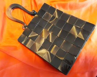 Handmade Buffalo Horn Evening Handbag