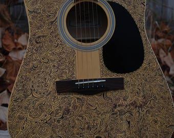 Custom Guitar or Ukulele Design