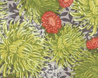 Dear Mum - Mums - Pebble - 48620-17 - Robin Pickens - Moda Fabrics - Fabric by the Half Yard