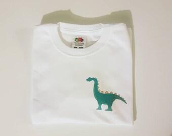 "T-shirt- ""Dinosaur"" [Men's]"