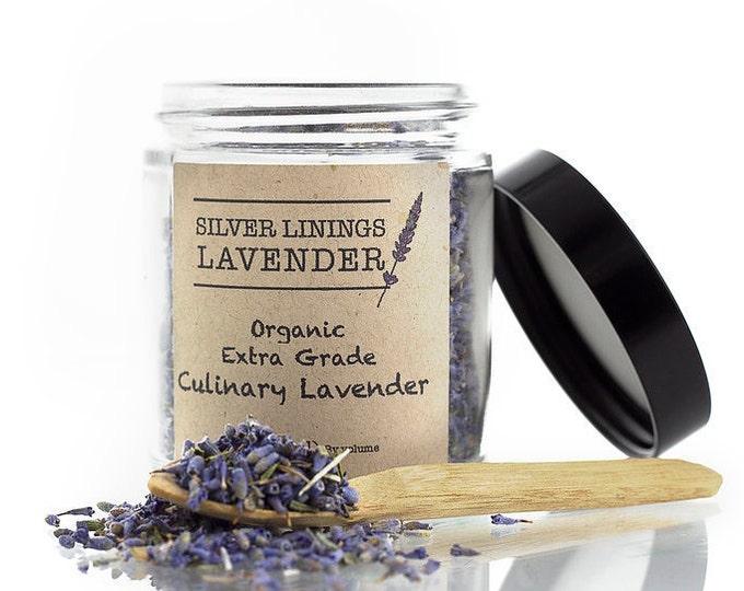 Culinary Grade Lavender Buds