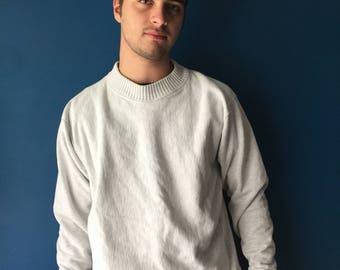 90's large gray sweatshirt