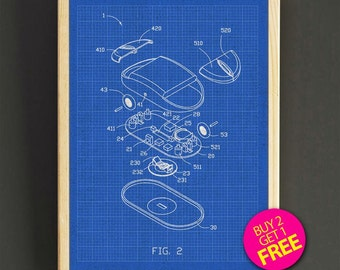 Mouse patent mouse patent poster mouse blueprint mouse computer mouse patent poster computer mice blueprint art print house wear wall decor gift linen print buy 2 get free 327s2g malvernweather Images