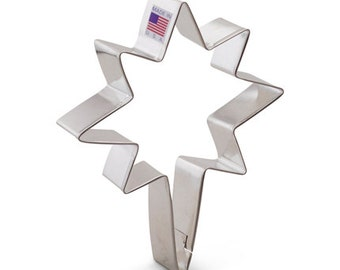 "STAR OF BETHLEHEM 4 3/4"" Cookie Cutter"