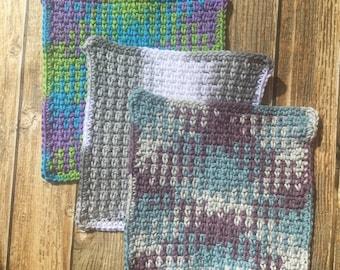 Cotton Dishcloth Set