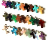 20 Pieces Cross Pendants ...