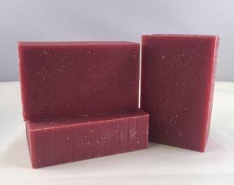 Blood Orange & Bergamot Natural Soap