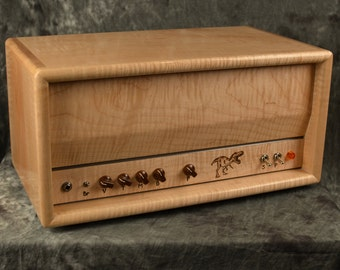 T-Rex Trainwreck Express Handwired Clone Guitar Tube Amp Aplifier Head EL34 30 watts or 6V6 15 watts
