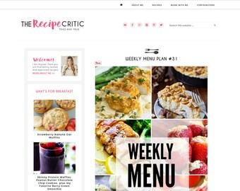 Custom Blog Creation Kit For Beginners - Wordpress Themes - Blog Design
