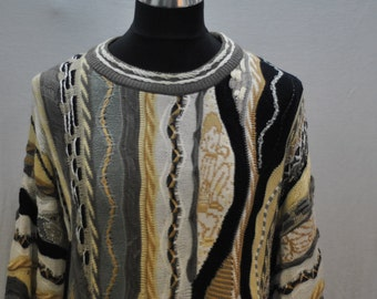 Vintage CARLO ALBERTO  men's sweater ....(013)
