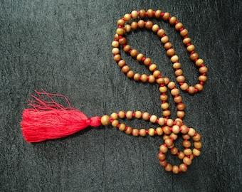 Mala Beads Sandalwood