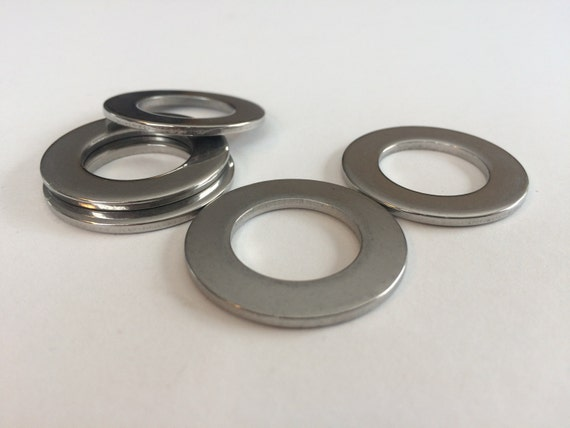Linking Ring Washers 30mm Stainless Steel