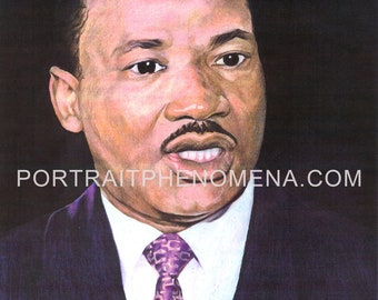 Martin Luther King Inspirational/Commemorative Poster