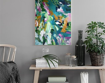 Abstract Wall Art, Giclee Print, Wall Decor Art, Abstract Painting, Abstract Original Artwork, Original Wall Art, Poster Print Home Decor