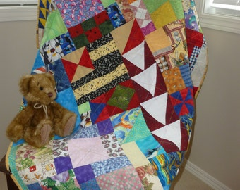 Hodgepodge Quilt
