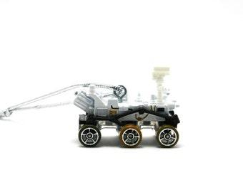 Mars Rover Curiosity NASA Hot Wheels Ornament