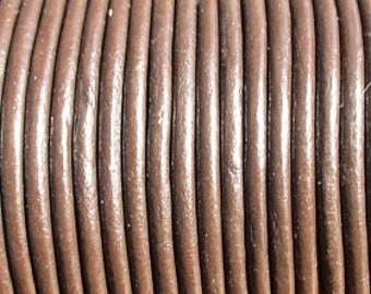 2mm brown leather cord, 10 yards / meter, High quality Spanish leather cord, leather working cord, string cord, leather Lacing