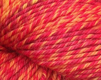 Solar Cascade 220 Superwash Wave Yarn 220 yards 100% SuperWash Wool Color 108