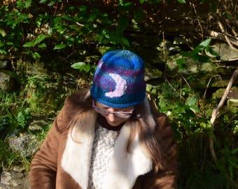 Moon & star hat