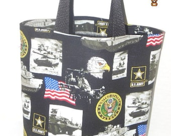 SALE  ---- US Army Purse Tote/Gift Bag