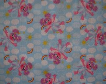 Abby Cadabby Blanket