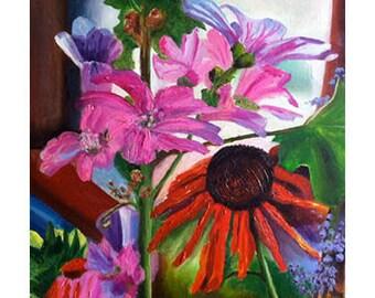 Perennial Garden Flowers