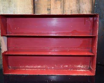 Metal Shelf/ Storage Tray