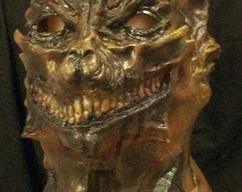 Gargoyle fox mask