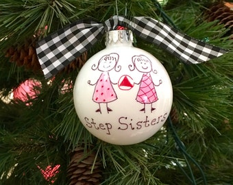 AA / NA Recovery Gift Christmas Ornament Sobriety Keepsake, Al-Anon, Sponsor, AA Anniversary Personalized Holiday Gift 12 steps Addiction